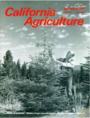 California Agriculture, Vol. 31, No.12