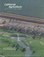 California Agriculture, Vol. 52, No.3